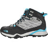 The North Face Hedgehog Hike Mid GTX Shoes Women steeple grey/bluebird